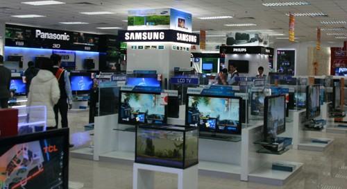 TV cong chưa hấp dẫn người dùng Việt