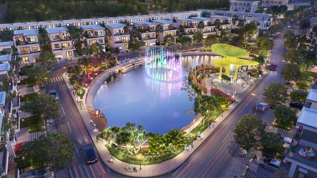 """Nhà phố, biệt thự ven hồ: """"Hàng hiếm"""" trên thị trường bất động sản"""