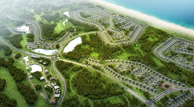 Tổ hợp dự án FLC Quảng Bình sẽ có cảnh quan như thế nào?