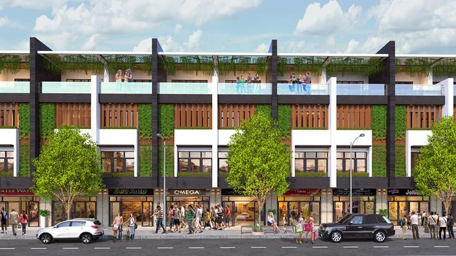 Protech mở bán dự án Khu nhà ở Thương mại Trường Thịnh tại thị trường Đồng Hới