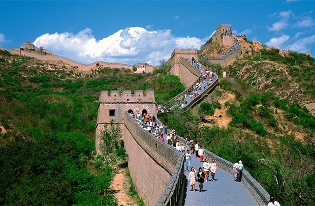Vì sao du lịch Trung Quốc không hút khách quốc tế?