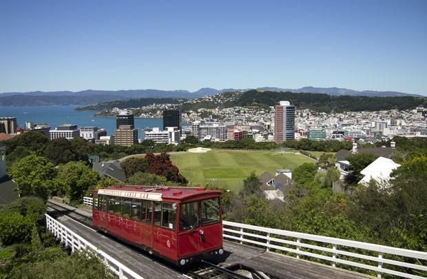 Wellington - thủ đô lộng gió của thế giới