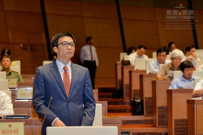 Phó Thủ tướng Vũ Đức Đam: Chính phủ không để Đà Nẵng quyết định vấn đề bán đảo Sơn Trà