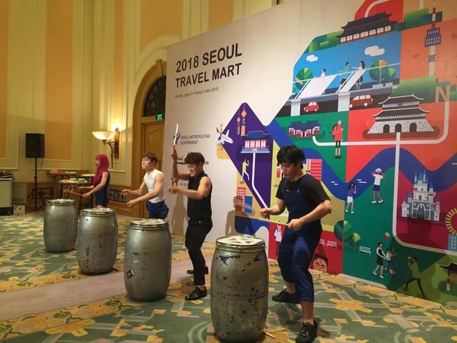Seoul mang địa danh du lịch tái sinh đến Việt Nam thu hút du khách