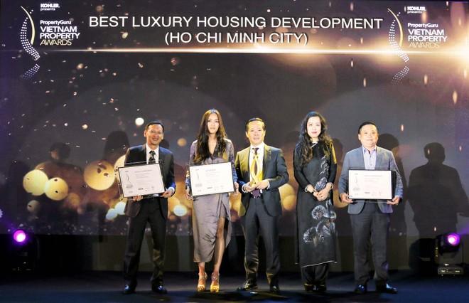 The Venica của Khang Điền vinh dự đạt giải thưởng nhà ở cao cấp tốt nhất
