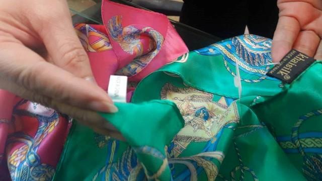Ông chủ Khaisilk xin lỗi khách hàng và thừa nhận bán khăn Trung Quốc