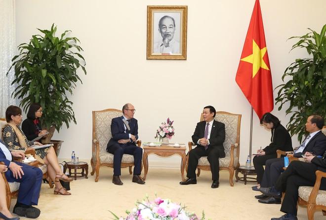 Việt Nam ủng hộ Bỉ đầu tư các dự án xanh