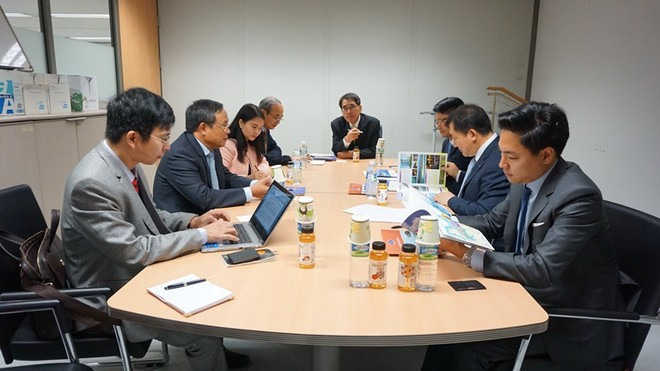 Thừa Thiên Huế đang là điểm đến hấp dẫn của nhà đầu tư Hàn Quốc