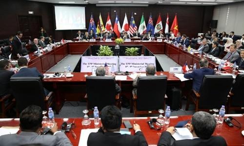 Đàm phán TPP bước vào giai đoạn quan trọng