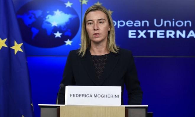 EU sẵn sàng sát vai với Việt Nam khắc phục hậu quả bão Damrey