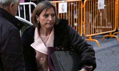 Cựu chủ tịch nghị viện Catalonia từ bỏ hoạt động đòi độc lập