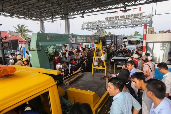 Bộ Giao thông khẳng định sẽ tiếp tục thu giá BOT tuyến tránh Cai Lậy