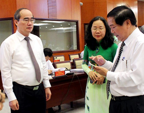 Ông Nguyễn Thiện Nhân: 'Thành ủy TP HCM sẽ xem xét xử lý nhiều người'