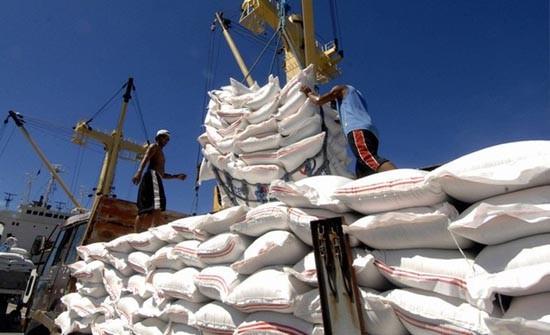 Xuất khẩu gạo 11 tháng 2017 thu về gần 2,5 tỷ USD, vượt mức thực hiện cả năm 2016