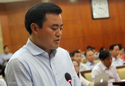 Giám đốc Sở GTVT TP HCM: 'Đường không có xe lưu thông cũng nhanh hỏng'