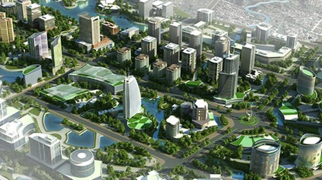 Hòa Lạc sẽ thành đô thị vệ tinh lớn nhất của Hà Nội