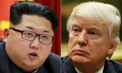 Trump, Kim Jong-un nằm trong danh sách 'Nhân vật của năm' do Time chọn