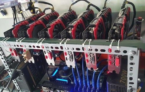 Giá linh kiện máy tính 'nhảy múa' theo giá Bitcoin
