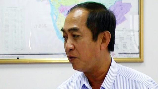 Bắt nguyên trưởng ban tổ chức Thành ủy Biên Hòa