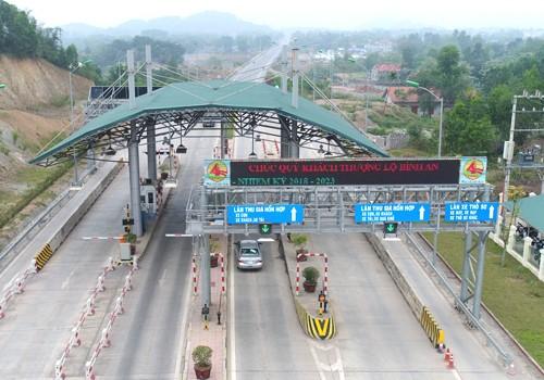 BOT Thái Nguyên - Chợ Mới nguy cơ vỡ phương án tài chính
