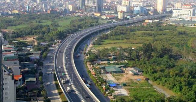 Thiết kế đô thị tuyến Vành đai 3: Lấy Đại lộ Thăng Long làm điểm nhấn