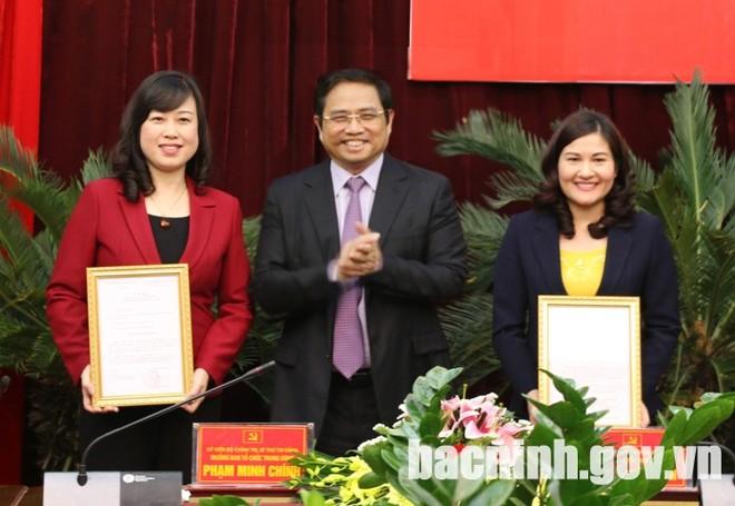 Công bố quyết định nhân sự của Bộ Chính trị, Ban Bí thư Trung ương Đảng