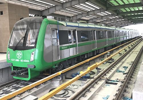 Giá vé tàu Cát Linh - Hà Đông cao hơn xe buýt được 'đa số chấp thuận'