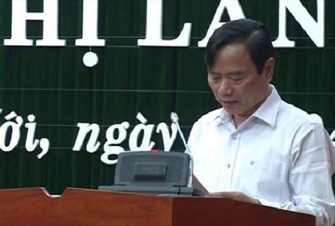 Kỷ luật Tỉnh ủy viên, Giám đốc Sở Giáo dục và Đào tạo Quảng Bình