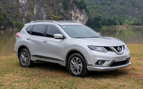 Nissan X-Trail không còn bản giá rẻ, Teana giảm giá tại Việt Nam