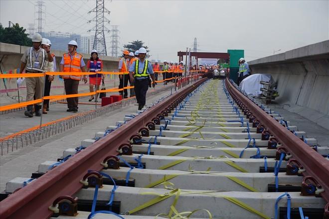Thẩm định điều chỉnh tổng mức đầu tư 2 dự án metro tại TP.HCM