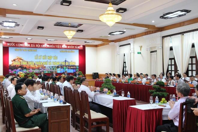 Đà Nẵng – Thừa Thiên Huế hướng đến xây dựng hình mẫu liên kết vùng