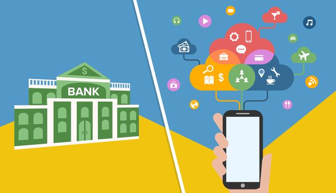 Nhiều ngân hàng, fintech đã vượt qua... nỗi sợ hãi ban đầu!