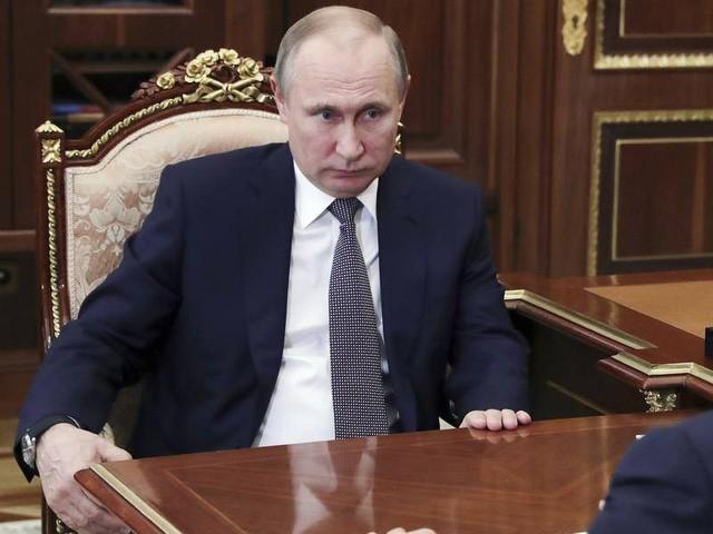Tổng thống Putin: Thế giới sẽ hỗn loạn nếu Syria tiếp tục bị tấn công