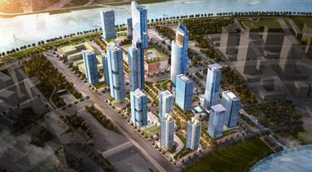 Lotte sắp khởi công siêu dự án Eco Smart City 20.000 tỷ đồng tại TP.HCM