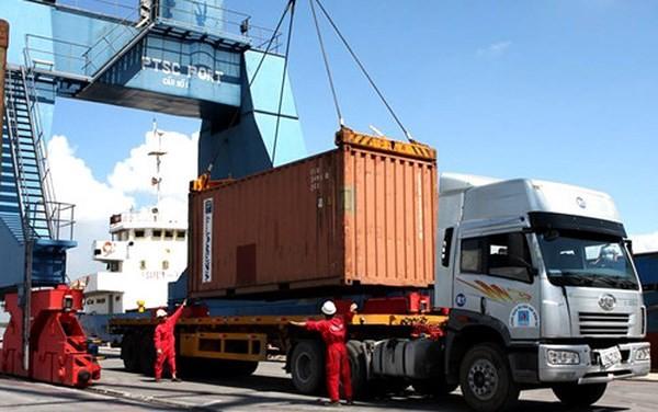 Cải thiện chỉ số hiệu quả logistics lên vị trí 50 thế giới vào năm 2025