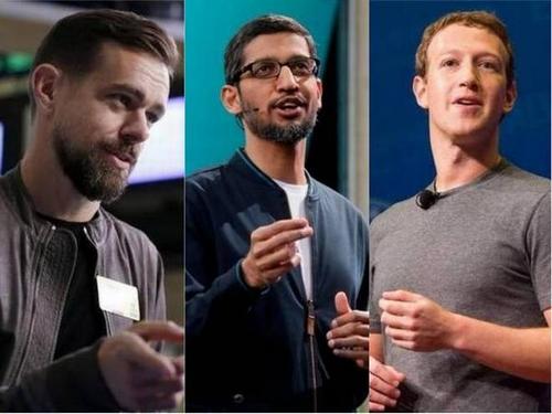 Sau Facebook, CEO Google và Twitter có thể bị điều trần