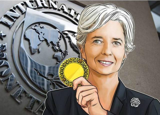 Người đứng đầu IMF đánh giá cao tiềm năng của đồng tiền kỹ thuật số