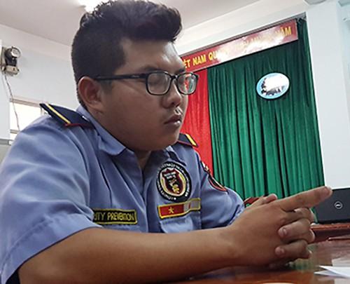 Chủ hộ cao cấp ở Sài Gòn mất trộm vì lộ mật khẩu cửa