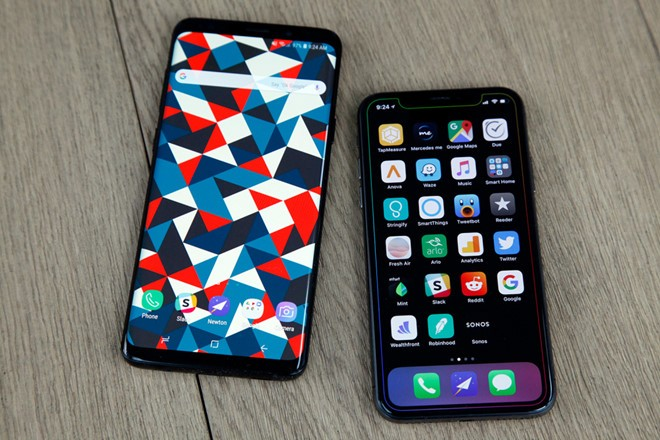iPhone X plus sẽ sao chép nhiều tính năng trên Galaxy Note
