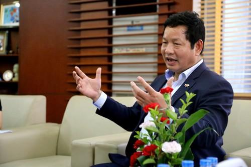 Ông Trương Gia Bình được đề cử vào HĐQT Vietcombank