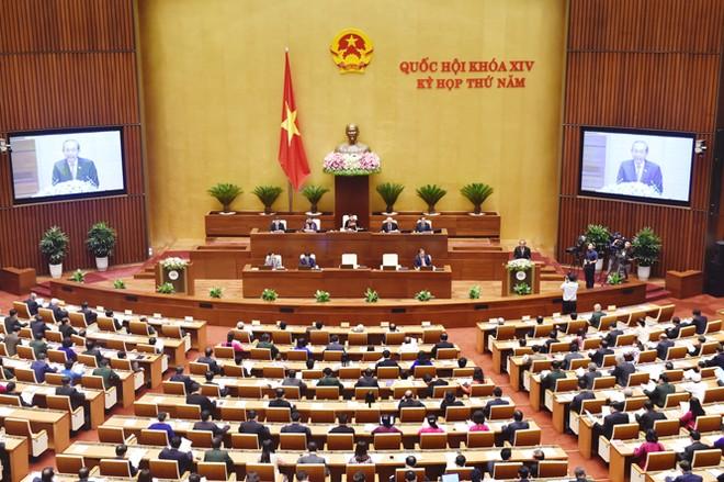 Hôm nay Quốc hội chất vấn các thành viên Chính phủ