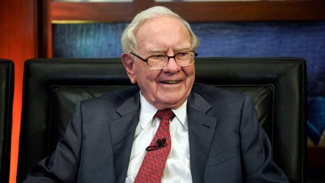 Chi hơn 3 triệu USD để ăn trưa với tỷ phú Warren Buffett