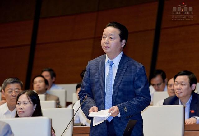 Bộ trưởng Trần Hồng Hà: Cần có lộ trình nói không với nhập khẩu phế liệu