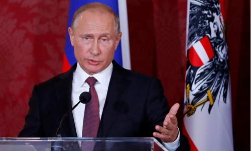 Putin ca ngợi Trump 'dũng cảm và sáng suốt' khi tới gặp Kim Jong-un