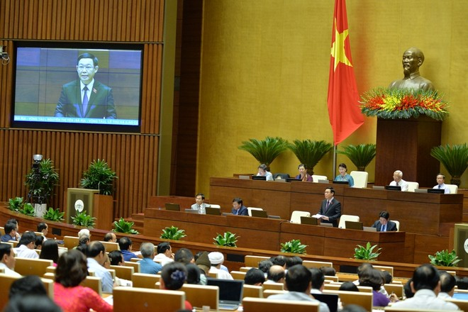 Phó thủ tướng Vương Đình Huệ: Xây dựng đặc khu, Hà Nội, TP.Hồ Chí Minh vẫn là 2 đầu tàu