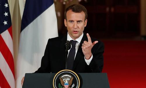 Tổng thống Pháp cảnh báo Mỹ có thể bị loại khỏi G7