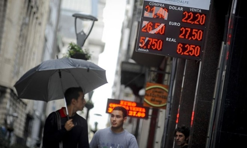 IMF tung 50 tỷ USD cứu Argentina