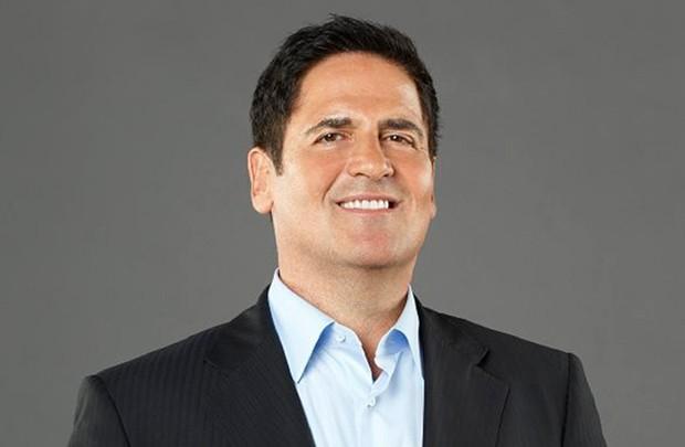 """Tỷ phú Mark Cuban: """"Thành công đến từ 50% kiên trì và 50% may mắn"""""""