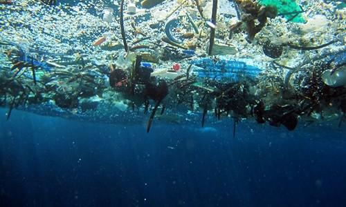 Địa Trung Hải có thể trở thành 'biển nhựa'