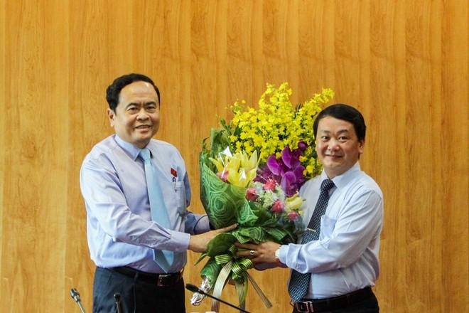 Bổ nhiệm Bí thư Đảng ủy cơ quan Trung ương Mặt trận Tổ quốc Việt Nam